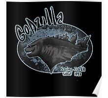 Godzilla - saving Earth since 1998 Poster