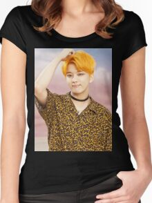 BAP YOUNGJAE Women's Fitted Scoop T-Shirt