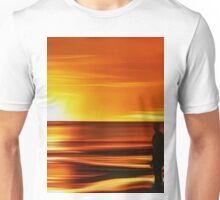 Gormley at Sunset Unisex T-Shirt