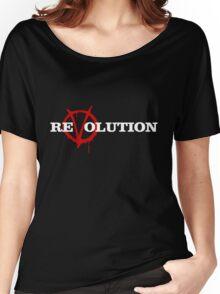 ReVolution V for Vendetta Women's Relaxed Fit T-Shirt