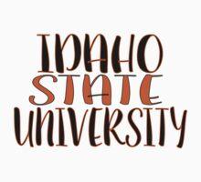 Idaho State University Kids Tee