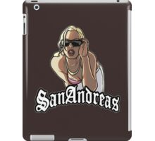 The girl SA iPad Case/Skin