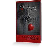 Valentine©LoversOver&OverLoversOver&OverLoversOver&Over Greeting Card