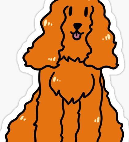 Cocker Spaniel Sticker