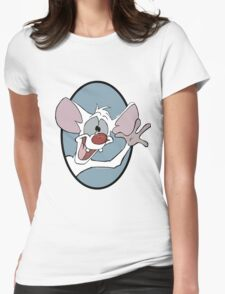 Pinky Womens Fitted T-Shirt