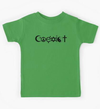 Coexist Kids Tee
