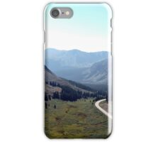 Valley Road iPhone Case/Skin