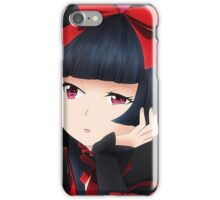 Bored Rory iPhone Case/Skin