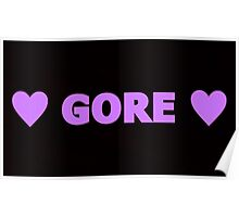 Gore 3 Poster
