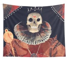 Ancient Queen Wall Tapestry