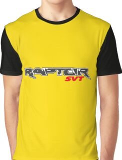 Ford Raptor Graphic T-Shirt