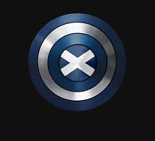 CAPTAIN SCOTLAND - Captain America inspired Scottish shield Unisex T-Shirt