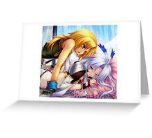 Kuja & Yitan Greeting Card