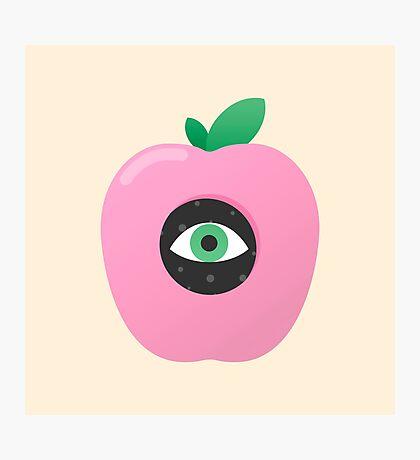 Forbidden Fruit Photographic Print