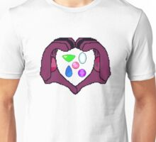 Garnet and the Crystal Gems. Unisex T-Shirt