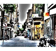 city's style Photographic Print