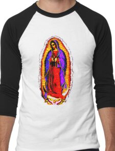 Mary's Glow Men's Baseball ¾ T-Shirt