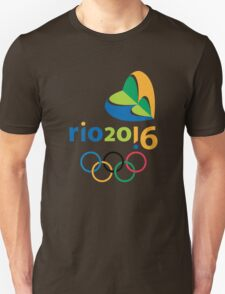 2016 Rio Unisex T-Shirt