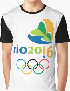 2016 Rio Graphic T-Shirt
