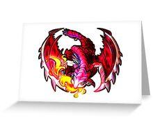 Monster Hunter - Pink Rathian Greeting Card
