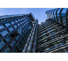 Lloyds of London Photographic Print