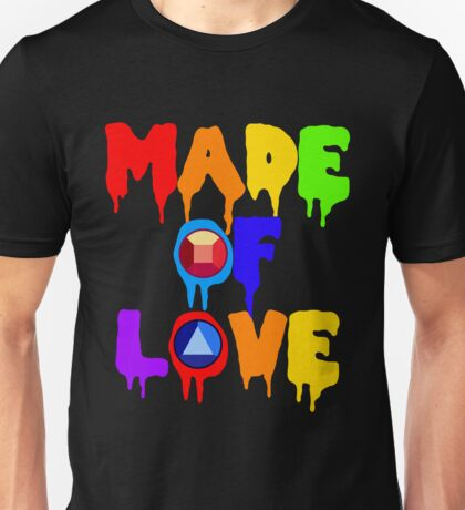 Made Of Love | Steven Universe Unisex T-Shirt