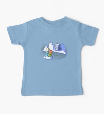 Do You Want to Build a Tardis? Baby Tee