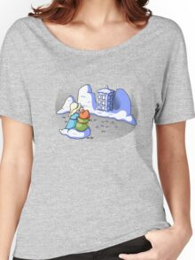 Do You Want to Build a Tardis? Women's Relaxed Fit T-Shirt