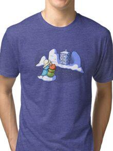 Do You Want to Build a Tardis? Tri-blend T-Shirt