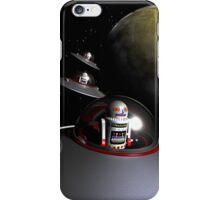 ROBOT - 7 Saucers iPhone Case/Skin