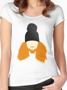 Rittz the Rapper Women's Fitted Scoop T-Shirt