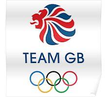 Team GB olympics Poster