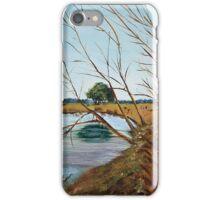Bem Pais Lake - Portugal iPhone Case/Skin