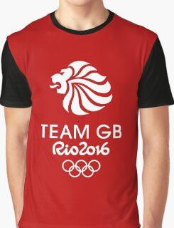Rio 2016 Team GB Graphic T-Shirt