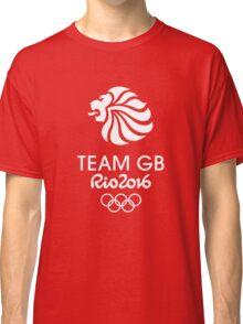 Rio 2016 Team GB Classic T-Shirt