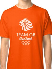 Rio 2016 Team GB Classic T-Shirt