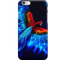 Moon Phoenix  iPhone Case/Skin
