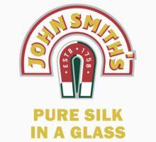 JOHN SMITH PURE SILK GLASS BEER Kids Tee