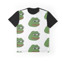 Multiple Sad Pepe covers and T-shirts Graphic T-Shirt