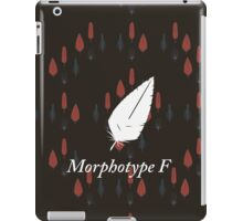 Ancient feathers type MF iPad Case/Skin