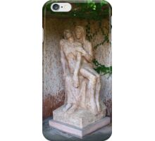 At Hietzinger Friedhof, Wien Österreich iPhone Case/Skin