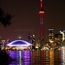 View from Centre Island by Jeanette Muhr