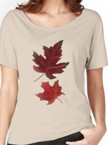 Clara's Leaf Women's Relaxed Fit T-Shirt
