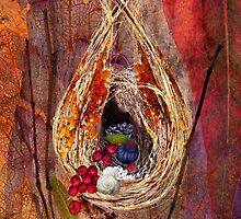 Welcome to my bower by Sabine Spiesser