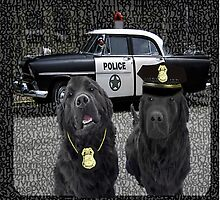 """☞ º°""""˜`""""°☜♥☞CANINE POLICE DOGS-THROW PILLOW- BAD BOYS THEME TAKEN FROM THEME SONG ☞ º°""""˜`""""°☜♥☞ by ✿✿ Bonita ✿✿ ђєℓℓσ"""