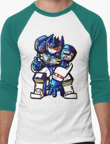 Transformers Soundwave Men's Baseball ¾ T-Shirt