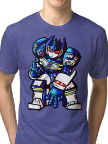 Transformers Soundwave Tri-blend T-Shirt