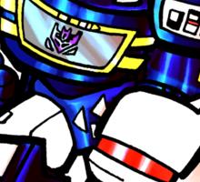 Transformers Soundwave Sticker