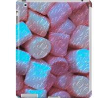 DESIGNED MARSHMALLOW THROW PILLOW iPad Case/Skin