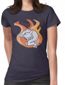 Reshiram - Legendary Pokemon Womens Fitted T-Shirt